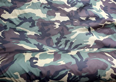 Camouflage Upholstery Fabric by Camouflage Dpm Army Pattern Polyester Fabric Material