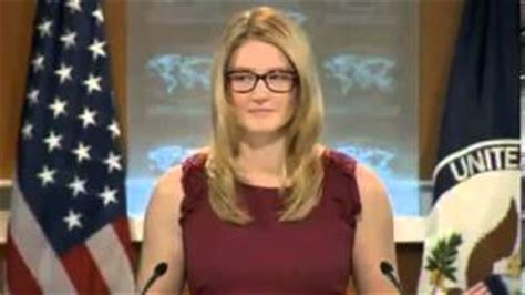 state dept spokeswoman admit  doesnt   assad