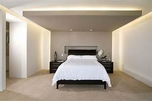 Licht Im Schlafzimmer : indirekte beleuchtung 37 super fotos ~ Bigdaddyawards.com Haus und Dekorationen