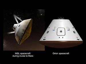 NASA - Cruise Vehicles (Artist Concept)