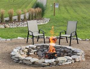 The, Completed, Stone, Fire, Pit, Project, -, How, We, Built, It, For, 117
