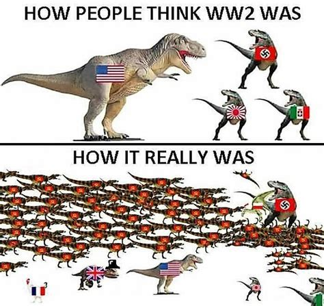 world war ii funny