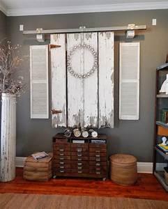 My, Romantic, Prairie, Home, Barn, Doors, In, The, Den