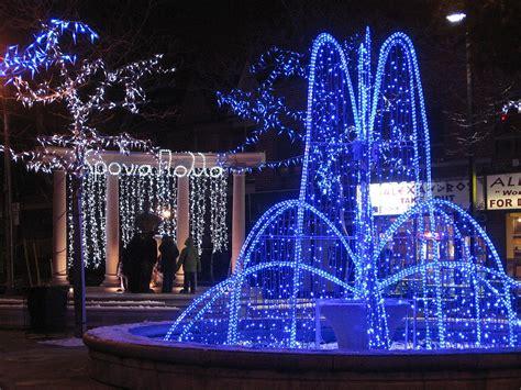 christmas decoration in greece greektown toronto
