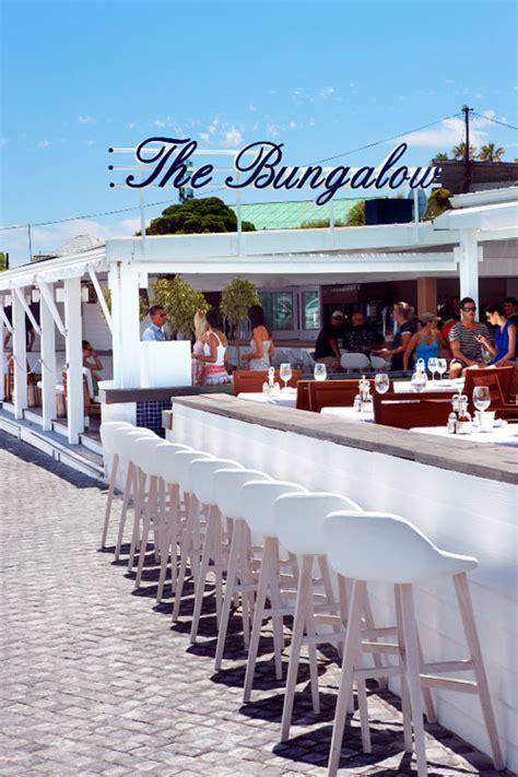 The Bungalow  Restaurant In Cape Town Eatout