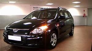 Hyundai I30 Cw : hyundai i30 1 6 kombi cw edition 2010 stone black 9j006356 youtube ~ Medecine-chirurgie-esthetiques.com Avis de Voitures