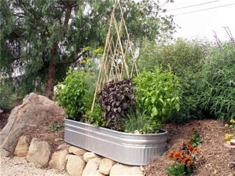 rustic vegetable garden ideas house beautiful design