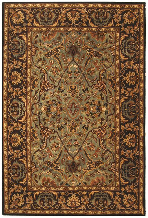 Safavieh Heritage by Safavieh Heritage Hg794a Light Blue And Area Rug