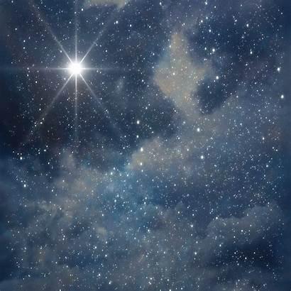 Sky Night Deviantart Backgrounds Stars Wallpapersafari Starry