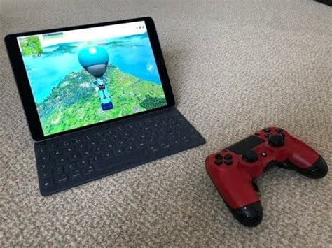 fortnite mobile mit controller spielen youtube