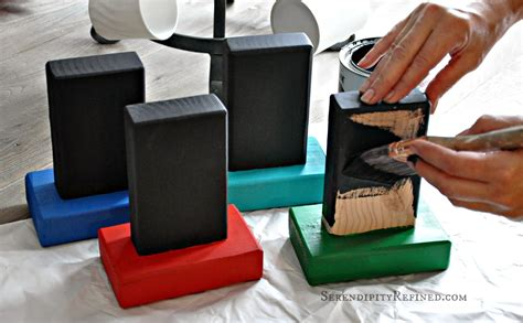 serendipity refined blog how to make easy wooden
