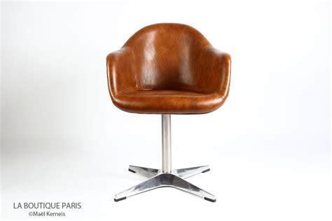 fauteuil de bureau vintage fauteuil bureau vintage cuir images