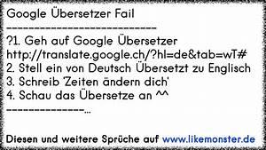 übersetzer Von Deutsch Auf Französisch : google bersetzer fail 1 geh auf google bersetzer http translate ~ Eleganceandgraceweddings.com Haus und Dekorationen