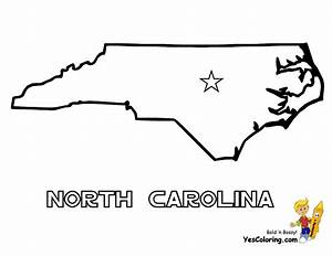 north carolina clipart outline - Clipground