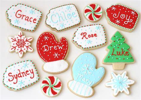 christmas cookies galore glorious treats