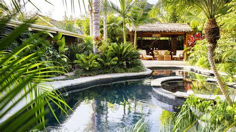 design  lush tropical retreat sunset magazine