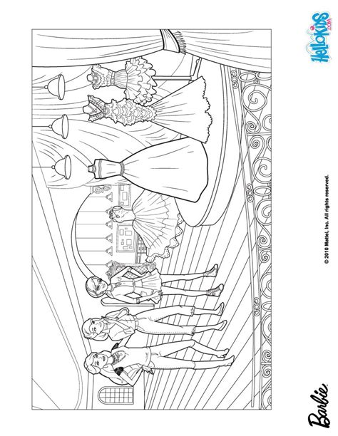 Coloring Pages Fashion Fairytale G Nial A Fashion Coloring Pages Printable Az Coloring Pages