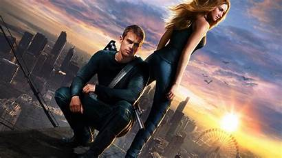 Divergent Wallpapers Theo James Woodley Shailene Movies
