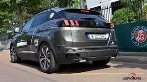 Tarif 3008 Peugeot 2017 : un suv peugeot 3008 autonome dans la flotte roland garros peugeot news ~ Gottalentnigeria.com Avis de Voitures