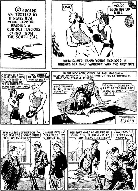 Read Comics Online Free - The Phantom - Chapter 000.1 - Page 1