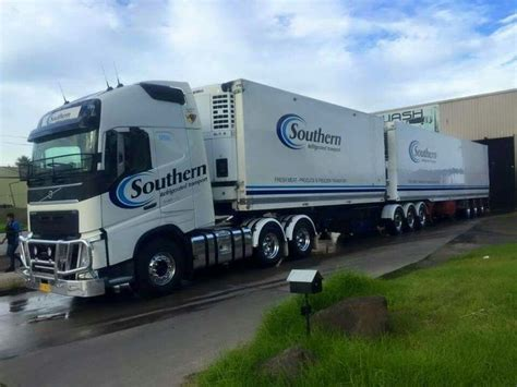 volvo trucks australia probably an australian volvo b double aussie truck