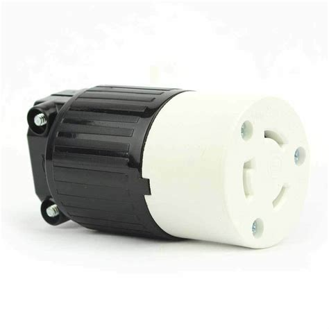 Twist Lock Electrical Receptacle Wire Amps