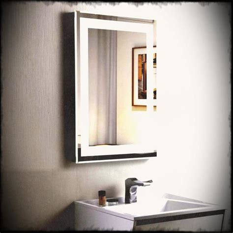 lighted wall mirror buy the best lighted makeup mirror wall mounted the homy