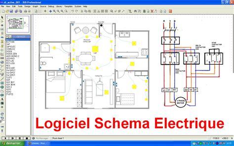 circuit electrique cuisine schema electrique branchement cablage