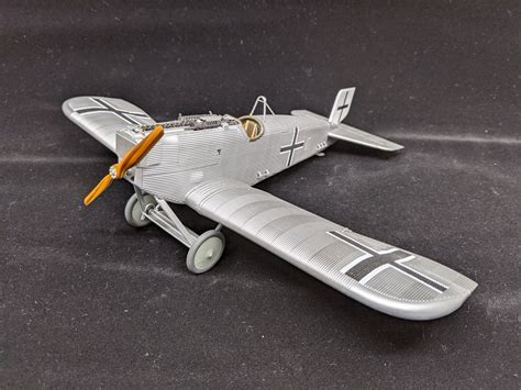 Junkers D.1 - LSM Aircraft Finished Work - Large Scale ...