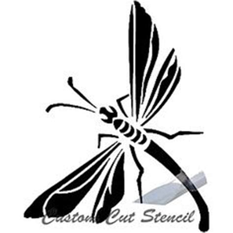 Dragonfly Dreamweaver Template by Stencils To Make Animals On Pinterest Stencils
