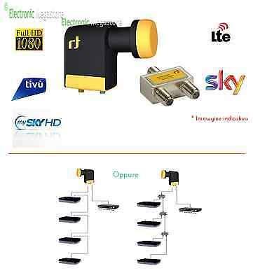 illuminatore scr mysky antenne decoder satellitari e dtt tv audio e