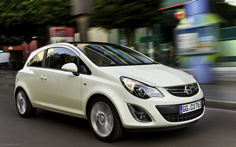 Opel Corsa 2012 by Opel Corsa 2011 Widescreen Car Pictures 12 Of 24