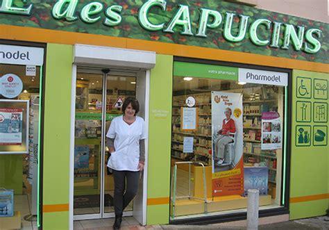 bureau de poste vitrolles pharmacie des capucins