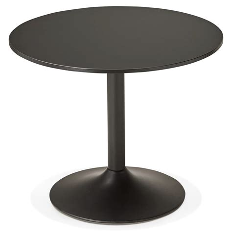 table ronde de bureau table de bureau ronde atlanta 90 cm table à diner