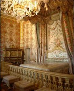 Passage secret dérobée dans la chambre de la Reine à