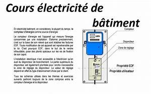 Livre L Installation Electrique : cours lectricit de b timent pdf cours g nie civil ~ Premium-room.com Idées de Décoration
