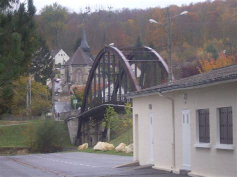 photo 224 janville 60150 le pont vu de la salle des f 234 tes janville 132547 communes
