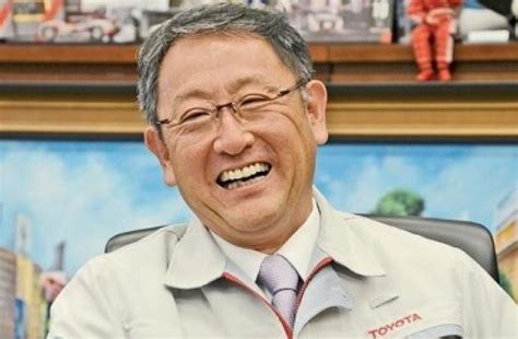 Akio Toyoda President And Ceo, Toyota Motor Corporation