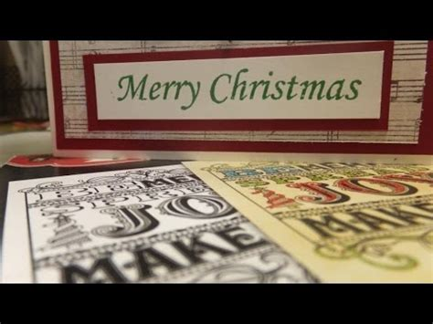 youtube watercolor christmas cards tutorials watercolor card tutorial