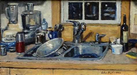 kitchen sink artists the kitchen sink painting by thor wickstrom 2565