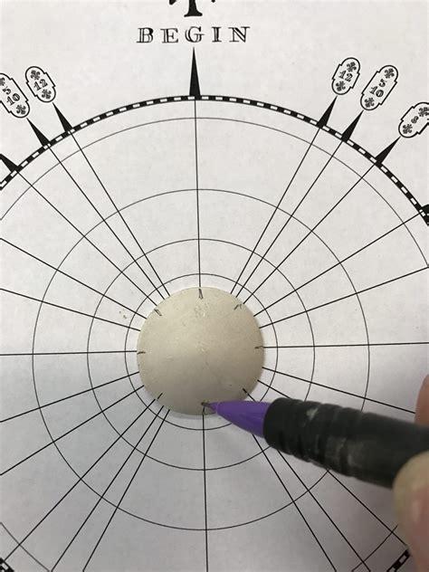 Circle Divider Template Patriks Studio