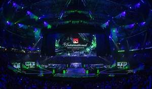Dota 2 E Sports Fans Receive Gift In Malaysia As They