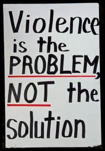 Witnessing Violence Violence