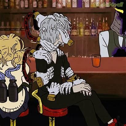 Shigaraki Bnha Hero Tomura Gifs Drunk Academia