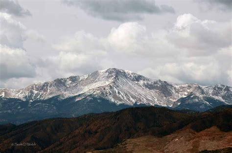 pikes peak rocky mountains colorado certain points of