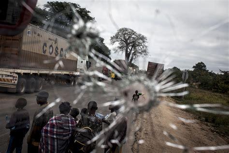 mozambique renamo attacks  health clinics threatening