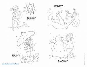 kids weather report template new 37 weather color pages With kids weather report template