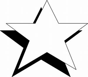 White Star Clipart - Clipart Suggest