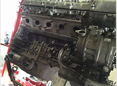 DIY Total Engine rebuild and twin plate clutch s85 with