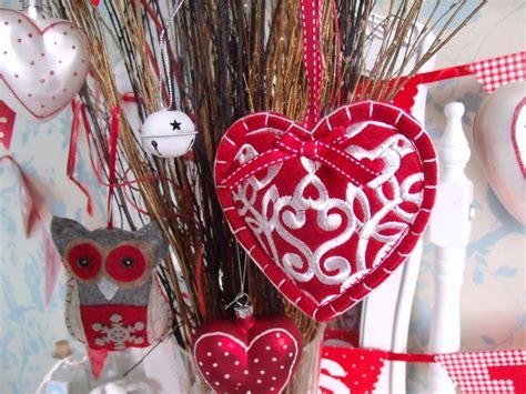 pretty christmas decorations victorias vintage blog